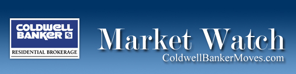 Coldwell Banker's Market Watch Newsletter Offering Market Activity in your Area